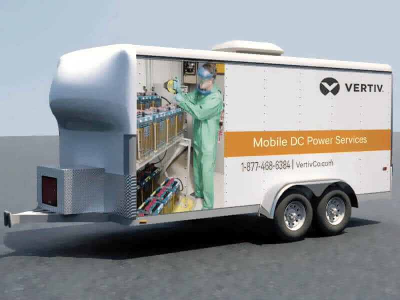 JS Fleming Associates, Inc. Mobile DC Power Services