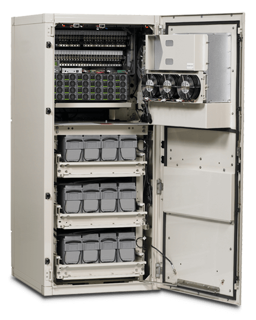 JS Fleming Associates, Inc. Vertiv XTE 601P Series
