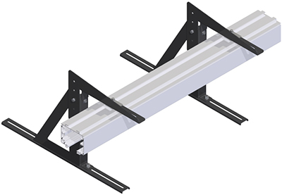 Accessories Bus Mounting Bracket